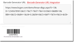 Barcode Generator Subscription Service (SaaS)
