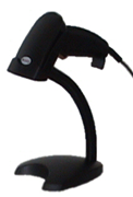 SC5USB-D Scanner Hands Free Stand in Black